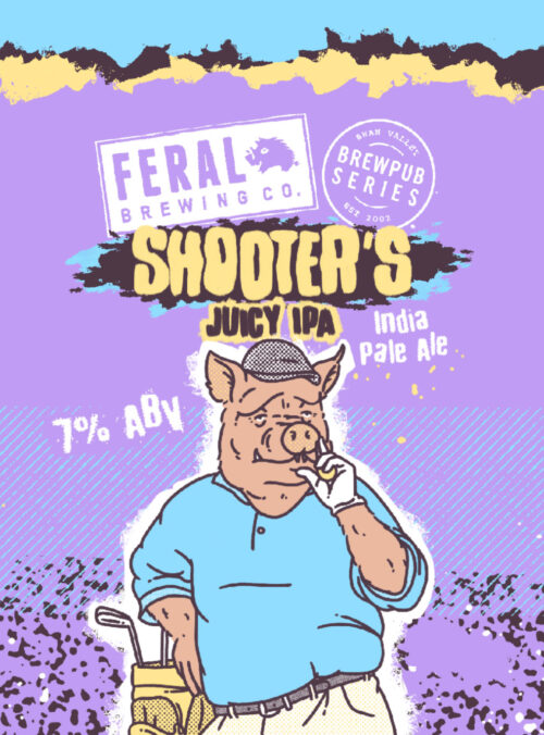 Shooter's Juicy IPA