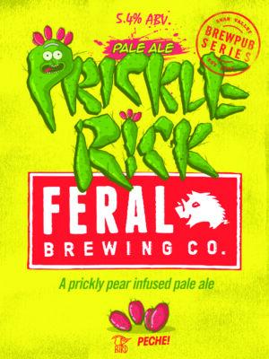 Prickle-Rick-Decal