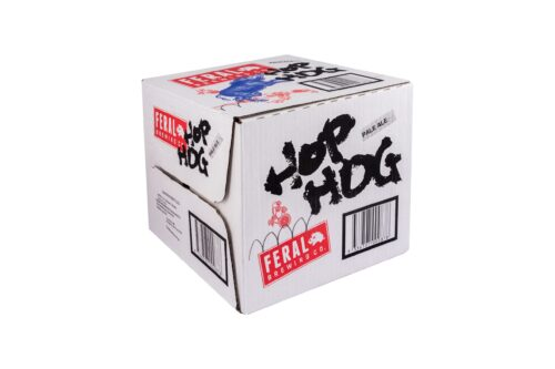 Hop Hog Bottle Cube
