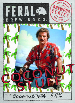 Feral-BrewPub-Artwork-Coconut-STuff