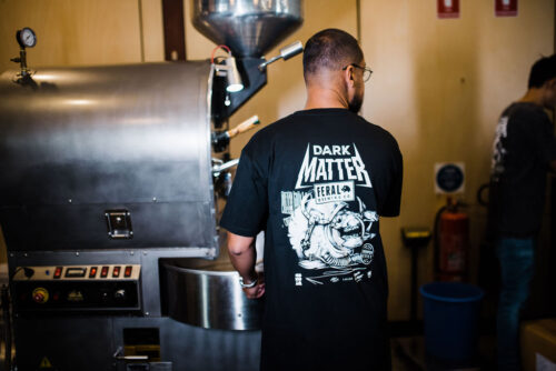 Dark Matter Black Tee