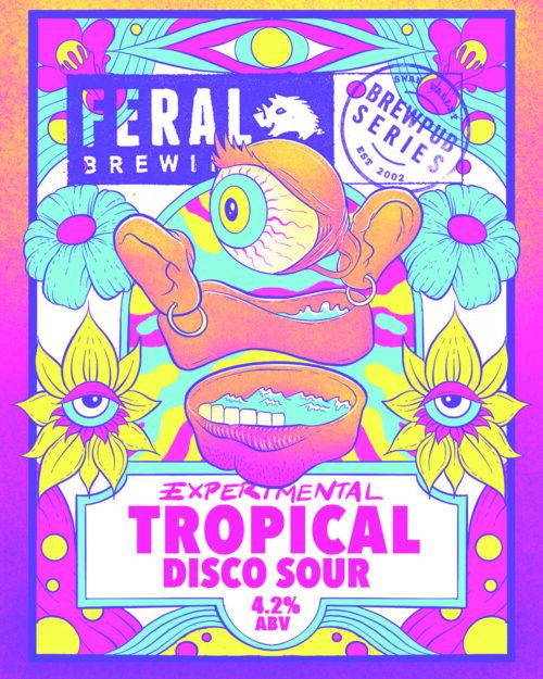 Tropical Disco Sour